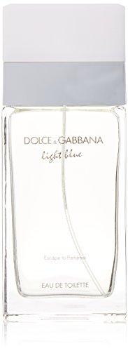 Dolce and Gabbana Light Blue Escape To Panarea Eau De Toilettes Spray for Women, 1.6 Ounce