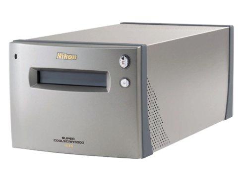 Nikon Super CoolScan 9000 ED Film Scanner - Dedicated Film Scanner