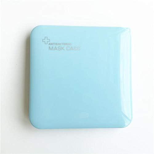 MAGIC SELECT 2xEstuche para mascarillas 2MASCARA Regalo Almacenamiento de mascarillas Reutilizables Estuche portamascarillA