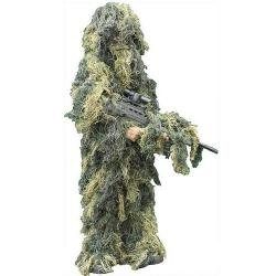 Woodland Ghillie Suit Youth Large Size - Ghillie Suit Large Pants