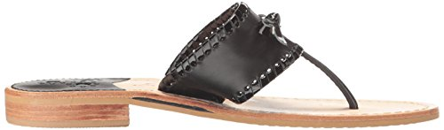 Jack Rogers Women's Adeline Dress Sandal Black C6J2aad