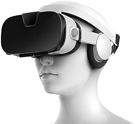 4.0-6.4 Pulgadas Smartphone Cartón VR 3D Gafas Realidad Virtual ...