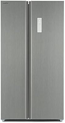 Klarstein Grand Host A - Nevera con congelador, Nevera de dos ...