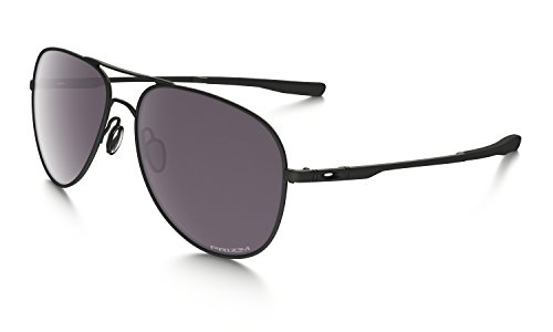 Oakley Elmont Medium Sunglasses Matte Black with Prizm Daily Polarized - Polarized Sunglasses Oakley Aviator