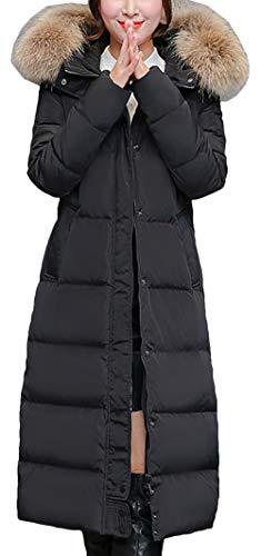 Matelassé Winter Pour Black Femme D'hiver Winterparka Warmeparka Warm Cardigan Outwear Scothen Veste Parka Manteau À Capuche kXN8n0PwO