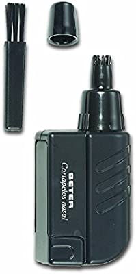 Beter 34107 - Maquinilla cortapelos para nariz y orejas: Amazon.es ...