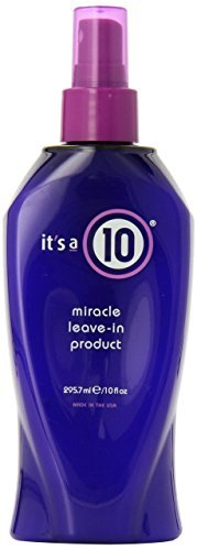 It's a 10 Miracle Leave-In Product, 10-Ounce Bottle by It's A 10 by It's a 10