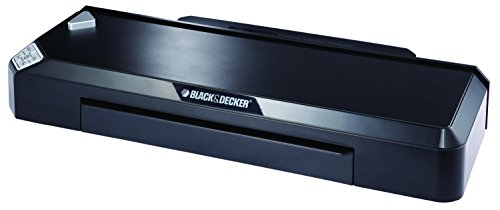 Price comparison product image BOSLAM125FH - BLACK amp; DECKER FLASH PRO XL 12.5quot; THERMAL LAMINATOR