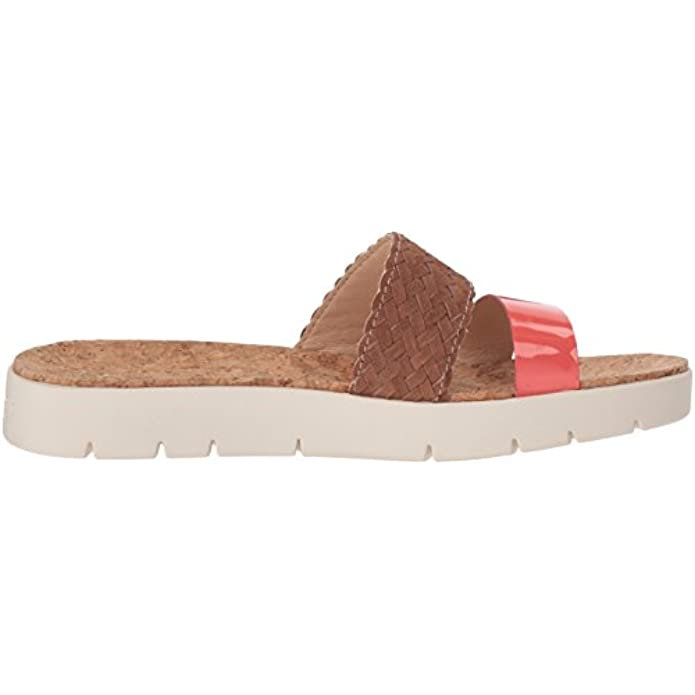 Sperry Top-sider Women's Sunkiss Pearl Sandal Tan coral 6 5 Medium Us