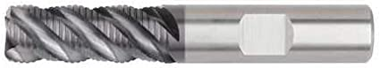 4M0R End Mill AlTiN 0.3750 in Millng Dia
