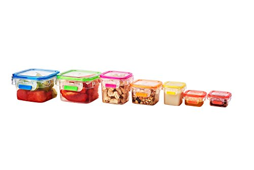 BEST Portion Control Containers 8 Pc Set for Diet & Weight ...