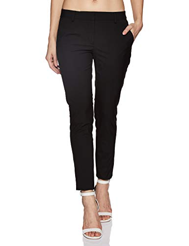 Park Avenue Woman Women's Tapered Fit Pants PWTY00878 G8