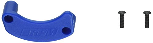 RPM Traxxas Electric 2WD Motor Protector, Blue