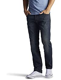 Men's Modern Series Extreme Motion Straight Fit Tapered Leg Jean
