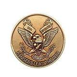 ranger coin - 2nd Ranger Battalion Challenge Coin