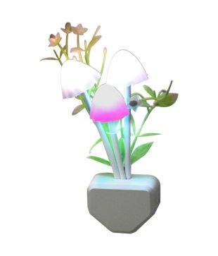 (LED Night Light Mushroom Lamp by Baby Bits)