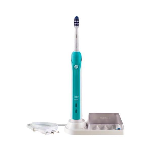 Braun Oral-B - Cepillo de dientes recargable TriZone 3000 - varias modalidades que se adaptan a tus necesidades 2
