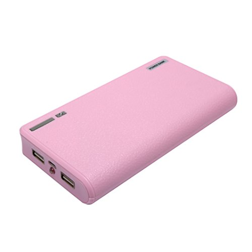 20000mAh Power Bank (Pink) - 6