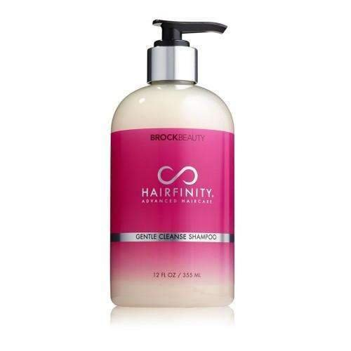 Hairfinity Gentle Cleanse Shampoo With Bioactive Hydrolyzed Collagen, MSM & Horsetail to Reduce Hair Breakage - Promotes Shiny, Healthy, Balanced Hair 12 oz from Hairfinity