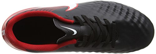 Football 844204 061 Nike 374 Adults' Crimson Red Multicolour University Bright Black Unisex White Boots qIIpOwE