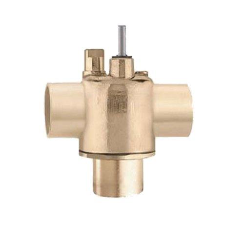 Rinnai 8040000143Vías desviador válvula de, compatible con q175s/q205s caldera de condensación de modelos