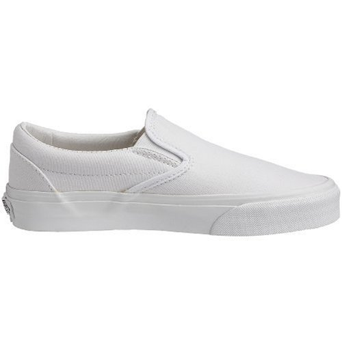 Sole Slip Tm Core White on White Shoe Vans Classics 6z8cAgzW