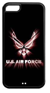 Air Force Hard Case for Apple Iphone 5C Caseiphone 5C-0276
