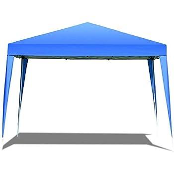 Amazon Com Tangkula Outdoor Tent 10 X10 Ez Pop Up