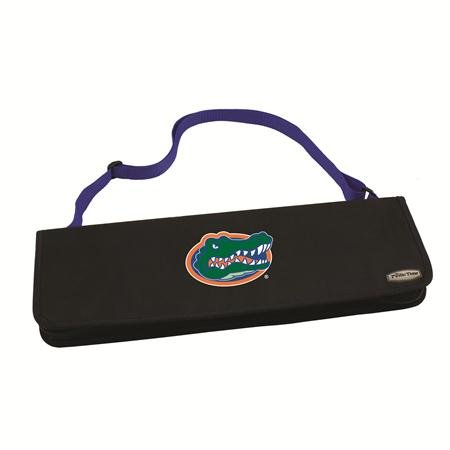 Gator Grill - NCAA Florida Gators Metro 3-Piece BBQ Tool Set in Carry Case