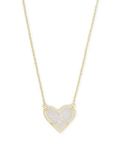 Kendra Scott Ari Heart Adjustable Length...
