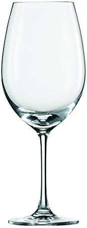 Schott Zwiesel 7544322 Ivento - Juego de 6 copas de vino, cristal, 50 cl, color transparente