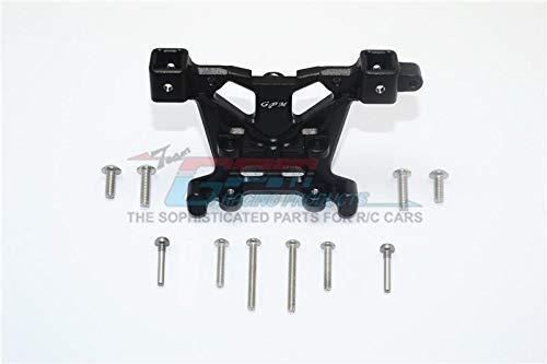 - GPM Traxxas E-Revo 2.0 VXL Brushless (86086-4) Upgrade Parts Aluminum Rear Body Post Mount - 1Pc Set Black