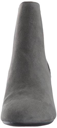 Women's Dark Aerosoles Stockholder Gray Boot Suede S 7x8w1