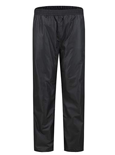 SWISSWELL Men's Rain Jacket & Pants Waterproof Rainwear for Cycling Hiking Travel
