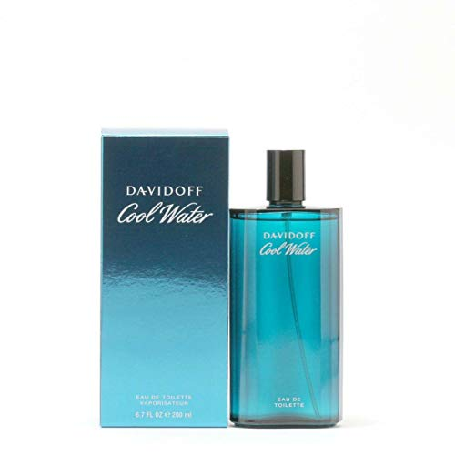DAVIDOFF Coolwater Men/davidoff Edt Spray 6.7 Oz (200 Ml) (m) 6.7 Oz Edt Spray 6.7 OZ