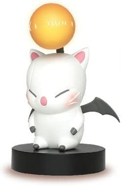 Taito Final Fantasy XIV A Realm Moogle Figure Room Lamp Light Yellow, 7