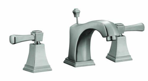 Design House  Torino  Lavatory Faucet Satin Nickel Finish