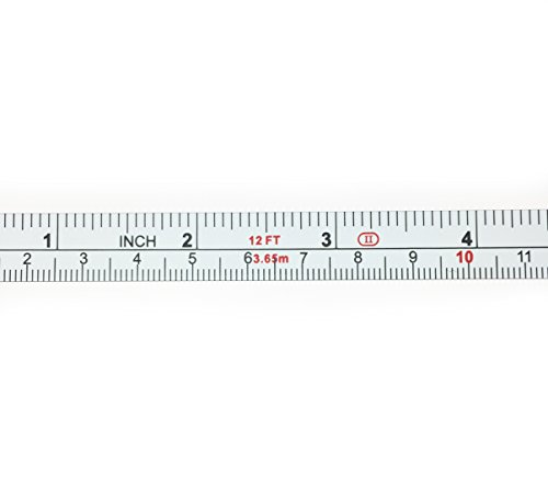 Perfect Pi Diameter Circumference Tape Measure DCT120-1/2-Inch by 12ft/3.5m by Perfect Measuring Tape Company - Since 1912 (Image #4)