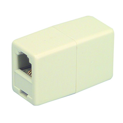 Phone Coupler - Softalk 04328 Phone Cord Connector Landline Telephone Accessory