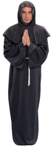 Adult Deluxe Monk Robe