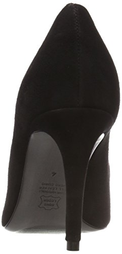 Abierta Punta para Schwarz con Kennel Gala Negro Zapatos Mujer de 480 Schmenger Tacón und WF068wqfR