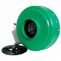 Active Air 4 inch In-Line Fan 165 CFM