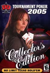 Tournament Poker 2005: No Limit Texas Hold 'Em, Collector's Edition