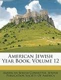 American Jewish Year Book, Jewish Commit American Jewish Committee, 1148141626