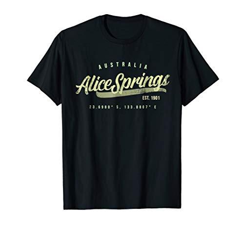 Alice springs Australia Vintage Shirt