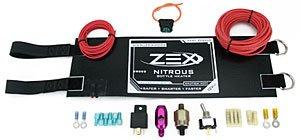 ZEX 82369 Bottle Heater Kit (Adj. Pressure (Zex Bottle Heater)