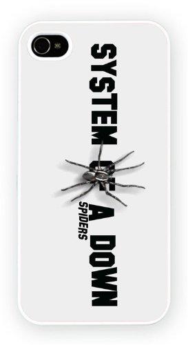 System of a Down - Spiders, iPhone 5 5S, Etui de téléphone mobile - encre brillant impression