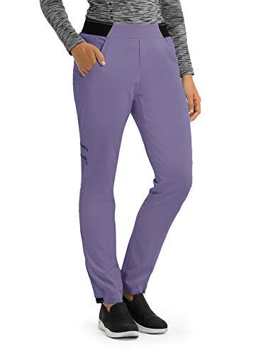 Grey's Anatomy Impact GIP504 Women's Elite Scrub Pant Iris Glaze XL