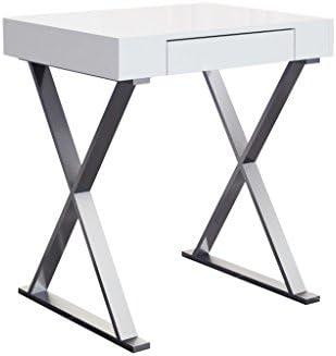 Deal of the week: Whiteline Contemporary Modern Elm Writing Desk