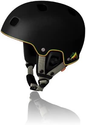 POC Receptor Bug Tanner Hall Edition Helmet Black